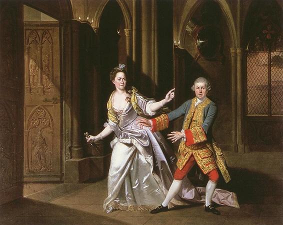 Lady Macbeth Sleepwalking